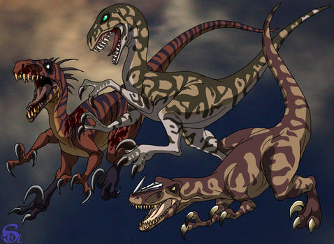 Raptors from Turok