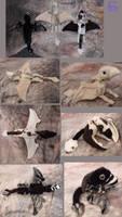 Dimorphodon-plushies