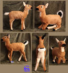 Doe-plushie FOR SALE