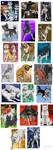 GDW Orion - Manga characters by IsisMasshiro