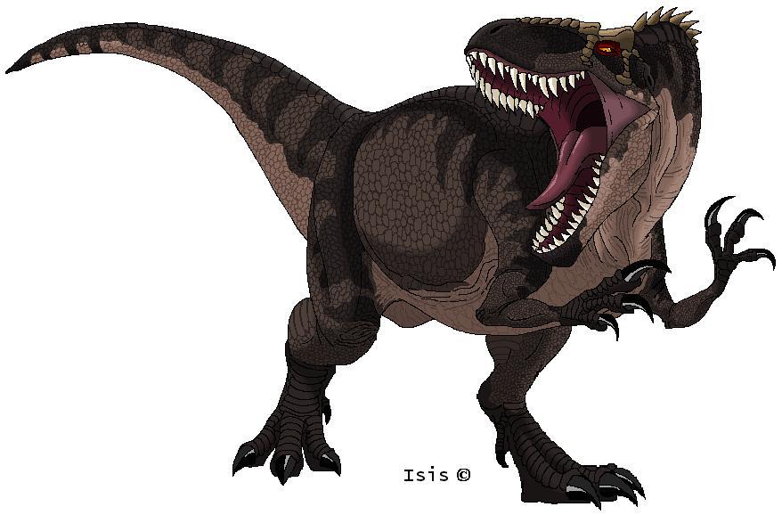 Giganotosaurus by IsisMasshiro