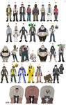 L4D - Characters