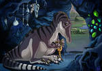 Baryonyx's cave