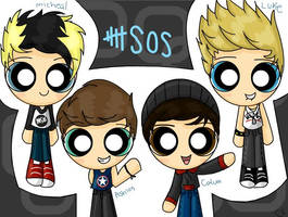 5SOS PPGS (5 seconds of summer) by Candi-floss