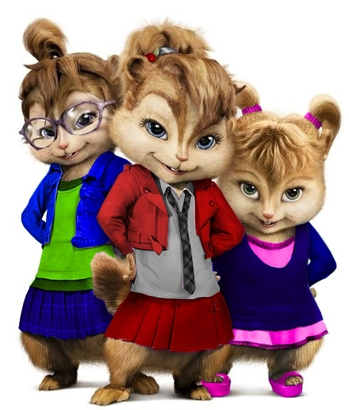 new chipettes Animated GIF | GIFs - GIFSoup.com