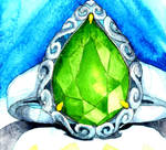 Zirconia Ring by AjaxTelamoneis