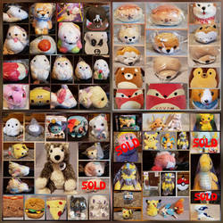 Online Yard Sale (Plush, collectibles and more)