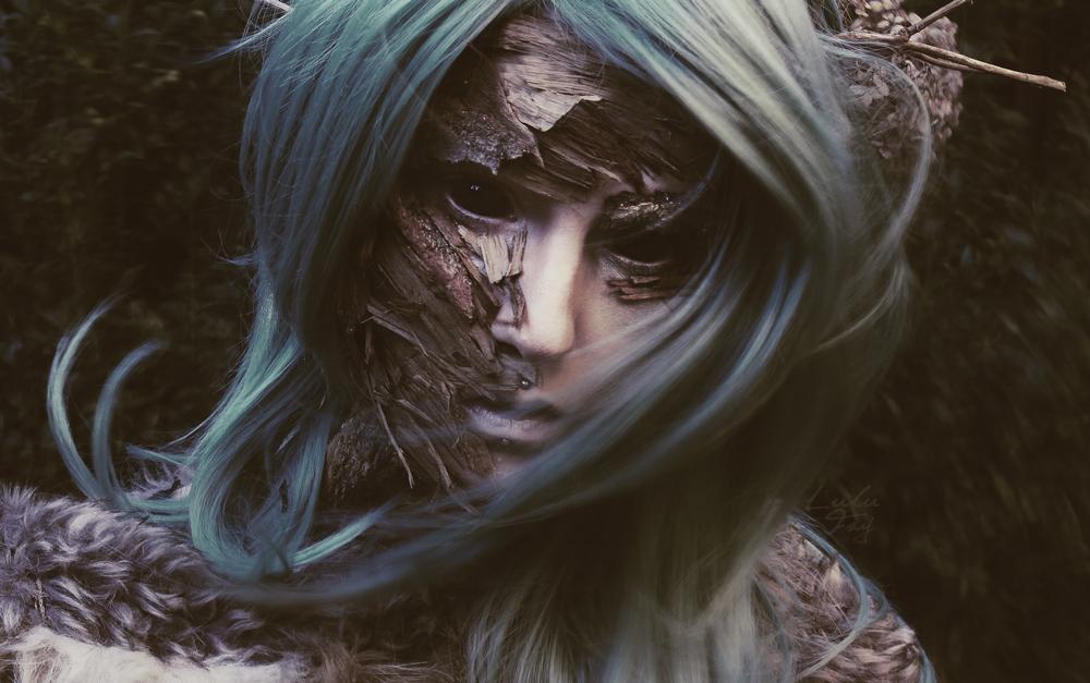 Dryade by Lulu-fayette