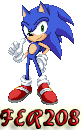 Sonic Pixel Art by Sasuderuto