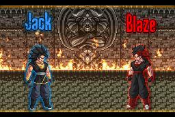 Jack and Blaze SB VS by Sasuderuto