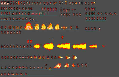 Blaze Wolfstang - Old Sheet