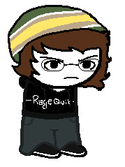 Michael Jones -Rage Quit- by xCiara-Goes-Rawrx