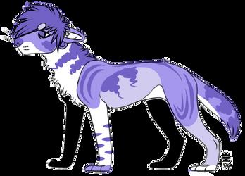 Emo Bluu Adopt CLOSED by Dot1232-AJ