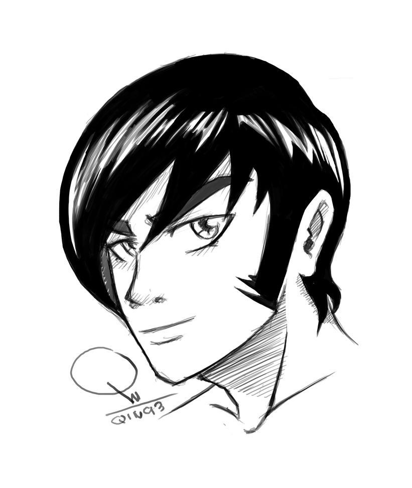 Random Sketches by qin93