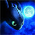 Toothless Icon by rowanwings