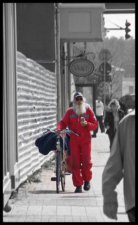 Santa Claus by delta-zulu