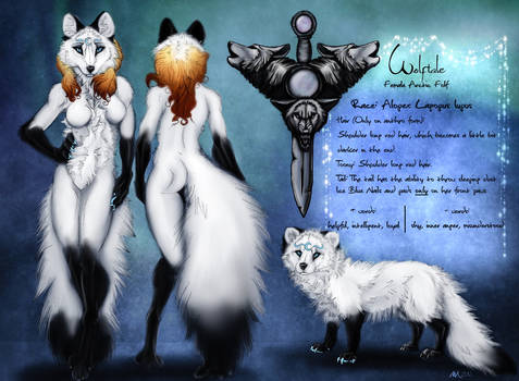 Wolftale Reference