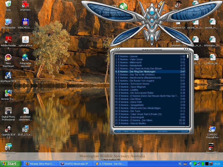 desktop by reytonyoshida