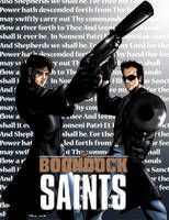 The Boondock Saints by SquallLeonhart245