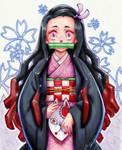 Pretty Nezuko