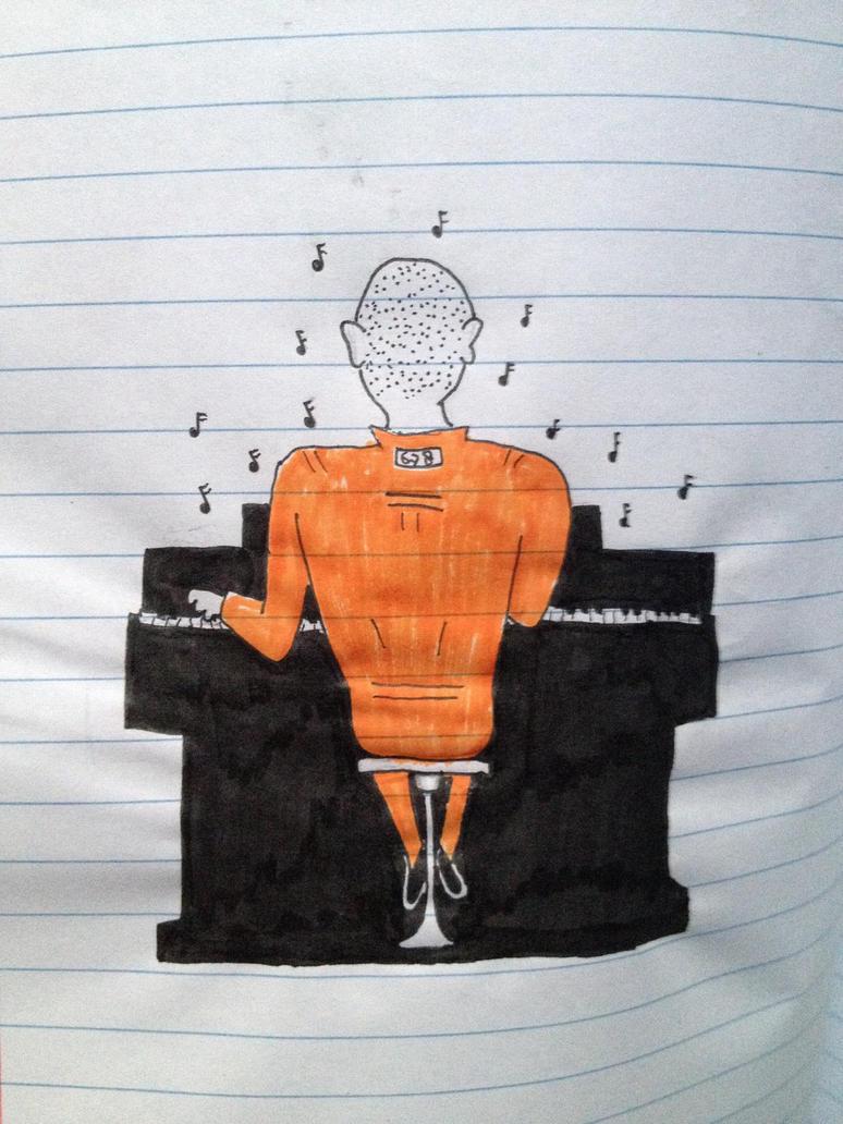 Prisoner by finelinerkid