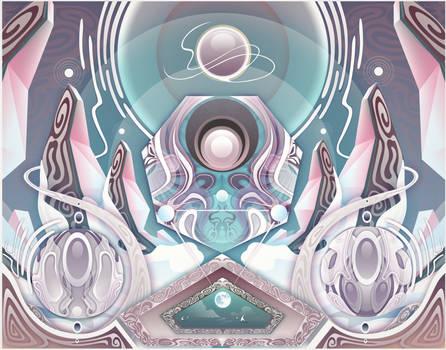 God-Form Servitors of The Deep Mind