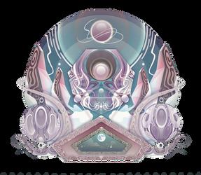 GodForm Servitors of The DeepMind (Shirt Variant)