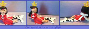 Commission for artcrazy856