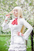 Tekken - Emilie De Rochefort (Lili) by I-S-Mast