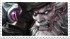 Cervantes Stamp by CelestialZodiac