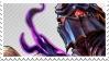 Nightmare Stamp by CelestialZodiac