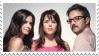 Gale, Sidney, and Dewey Stamp by CelestialZodiac