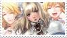 Pyrrha Stamp by CelestialZodiac