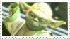 Yoda Stamp by CelestialZodiac