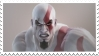 Kratos Stamp by CelestialZodiac