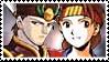 HwangxMina Stamp by CelestialZodiac