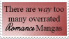 Overrated Romance Mangas Stamp by CelestialZodiac