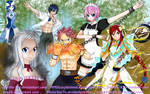 Fairy Tail Bring It On!