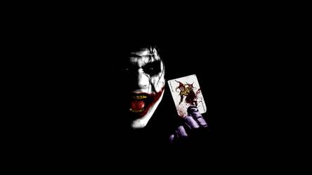 Joker by GEEKZTOR