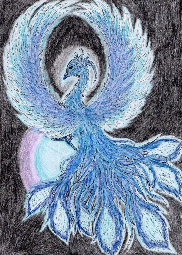 Power of the Blue Phoenix