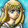 The Goddess Hylia by TheStarlightPrincess