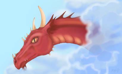 Drachenlady by imargarita