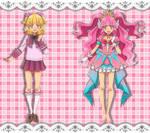 .Wonder PrettyCure: Cure Cendrillon.