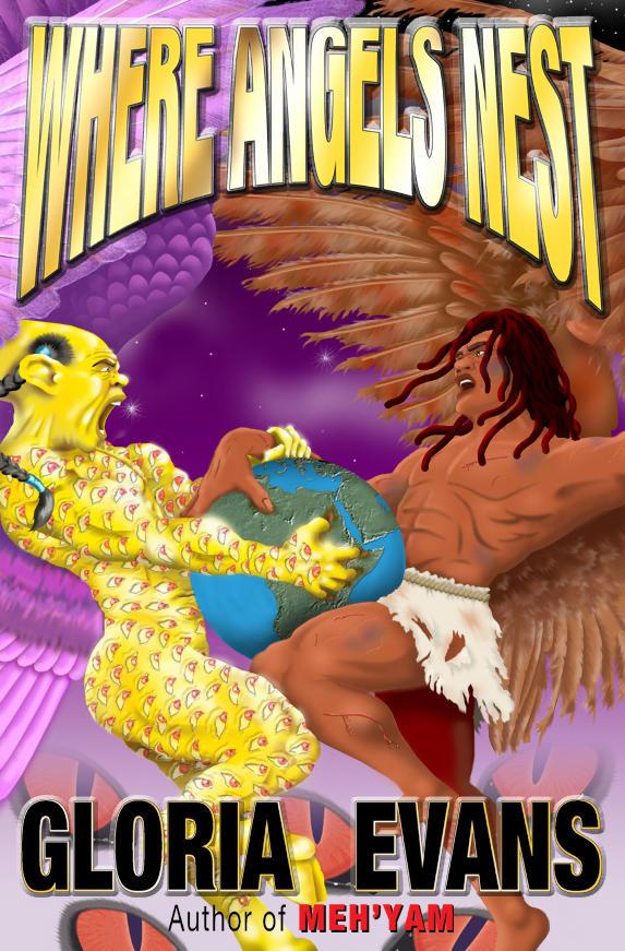 WHERE ANGELS NEST cover art
