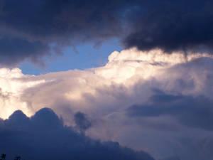Peering Through The Storm