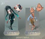 [OPEN 2/2] Adopt #11 and #12 by HoHaiiro