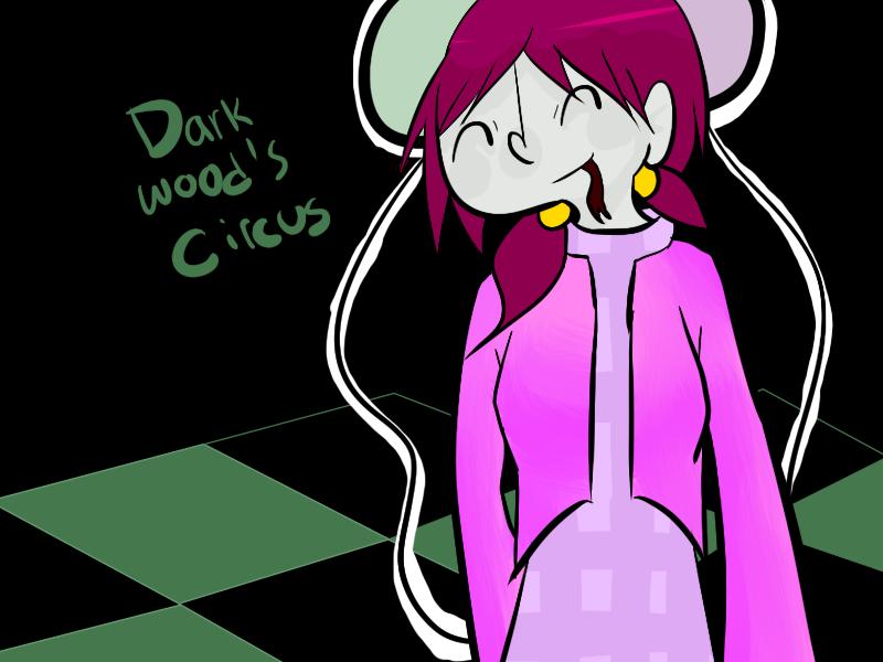 Dark Woods Circus - Yume 2kki by LunaGame