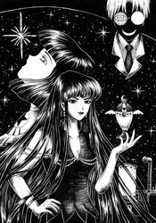 Sailor Moon Villains - Mistress 9