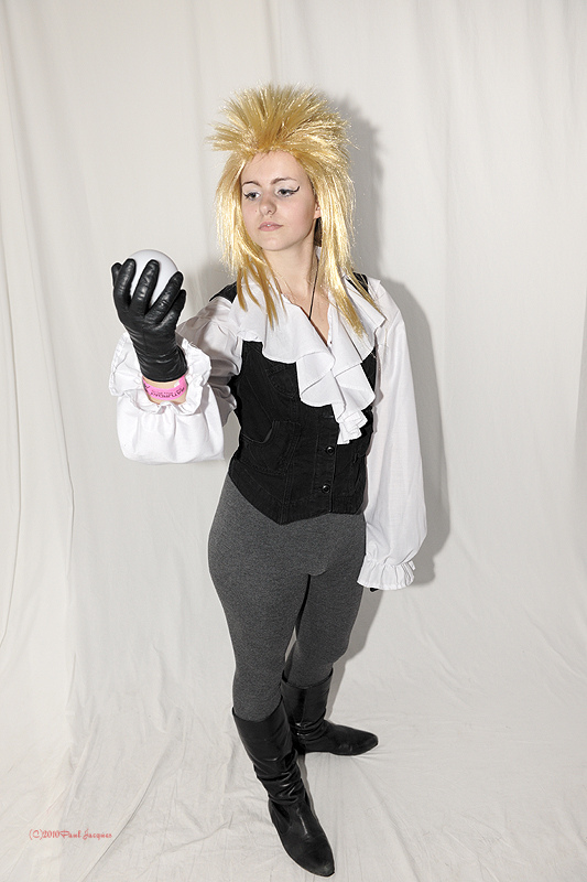 Jareth Cosplay by whysoseriouss