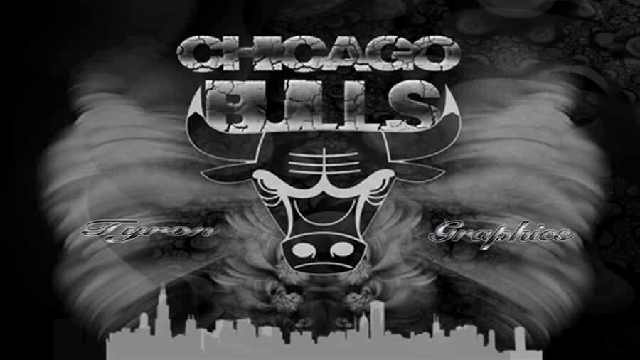 Chicago Black And White Wallpaper